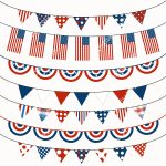 Fourth Of July 4Th Of July Clipart 2 2   Clipartix   Free Printable Clipart For August