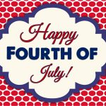 Fourth Of July Images Clipart   Free Printable Calendar, Blank   Free Printable Clipart For August