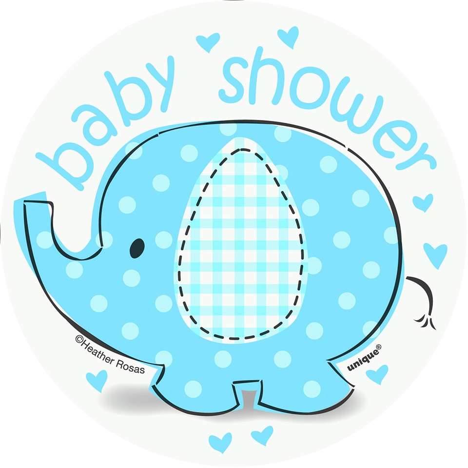 Free Baby Shower Boy, Download Free Clip Art, Free Clip Art On - Free Printable Baby Shower Decorations For A Boy