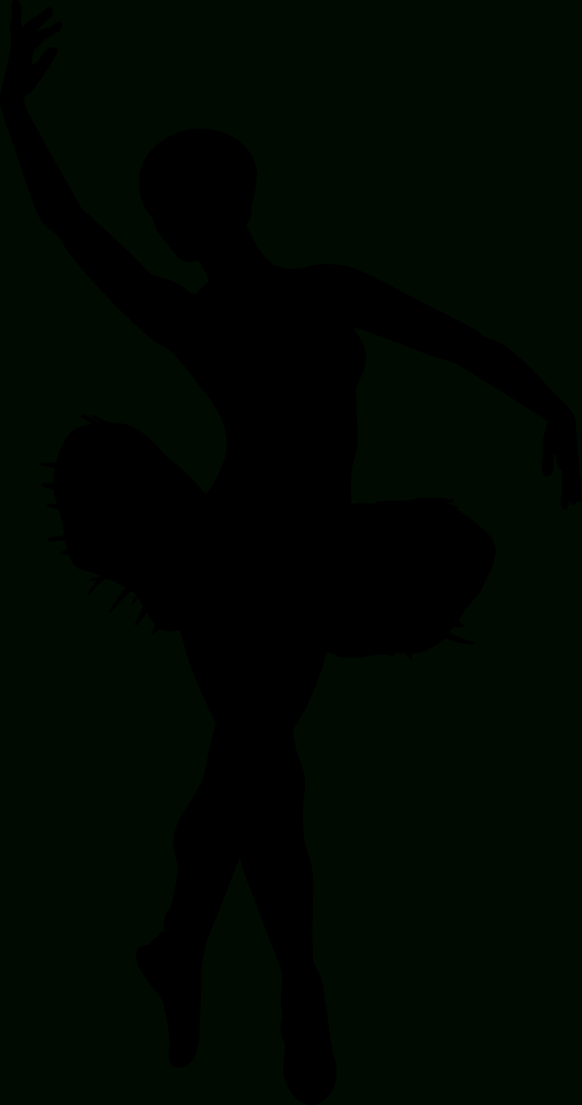 Free Ballet Silhouette Cliparts, Download Free Clip Art, Free Clip - Free Printable Ballerina Silhouette