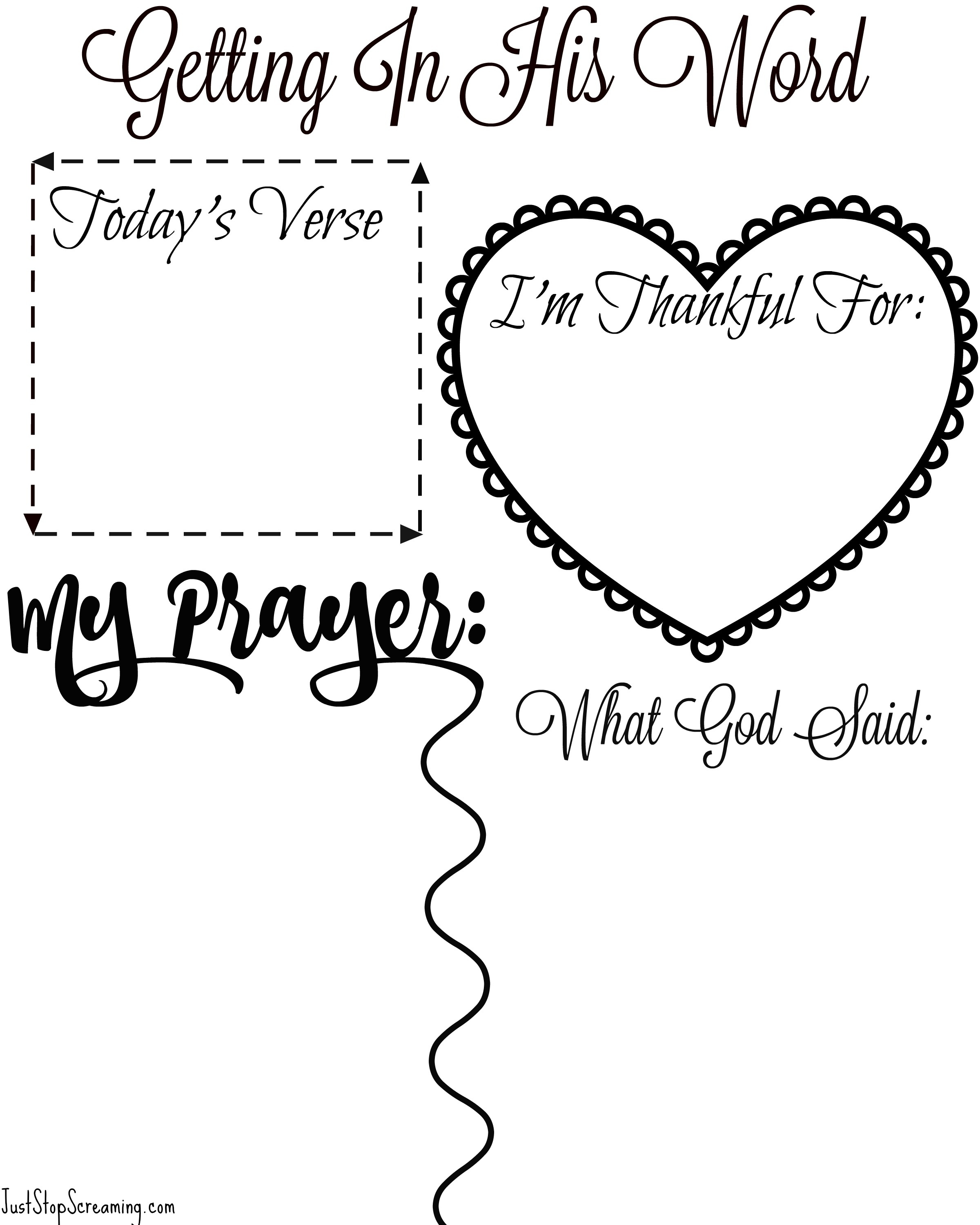 Free Bible Study Printable For Adults And Kids - Free Printable Bible Lessons For Women
