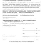 Free Blank Purchase Agreement Form Images   Agreement To Purchase   Free Printable Real Estate Forms