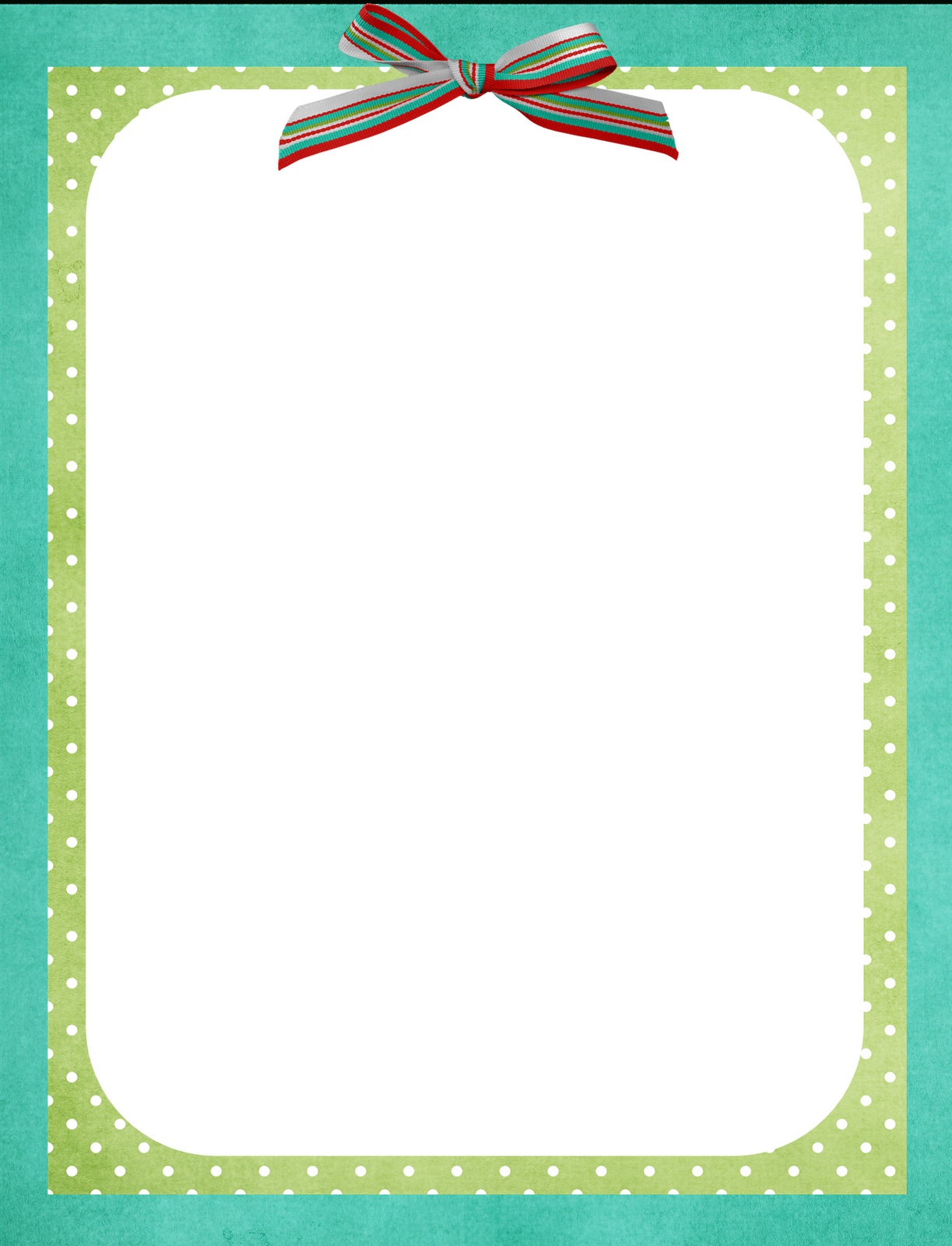 Free Border Template | All Things Nice | Border Templates, Borders - Free Printable Baby Borders For Paper