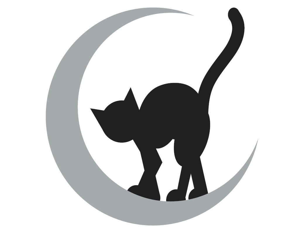 Free Cat Face Template, Download Free Clip Art, Free Clip Art On - Free Printable Cat Silhouette