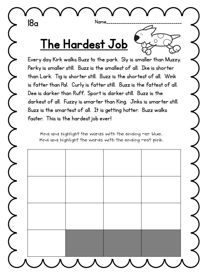 Free Decodable Readers And Activities For First Grade Reading Street - Free Printable Decodable Books For Kindergarten