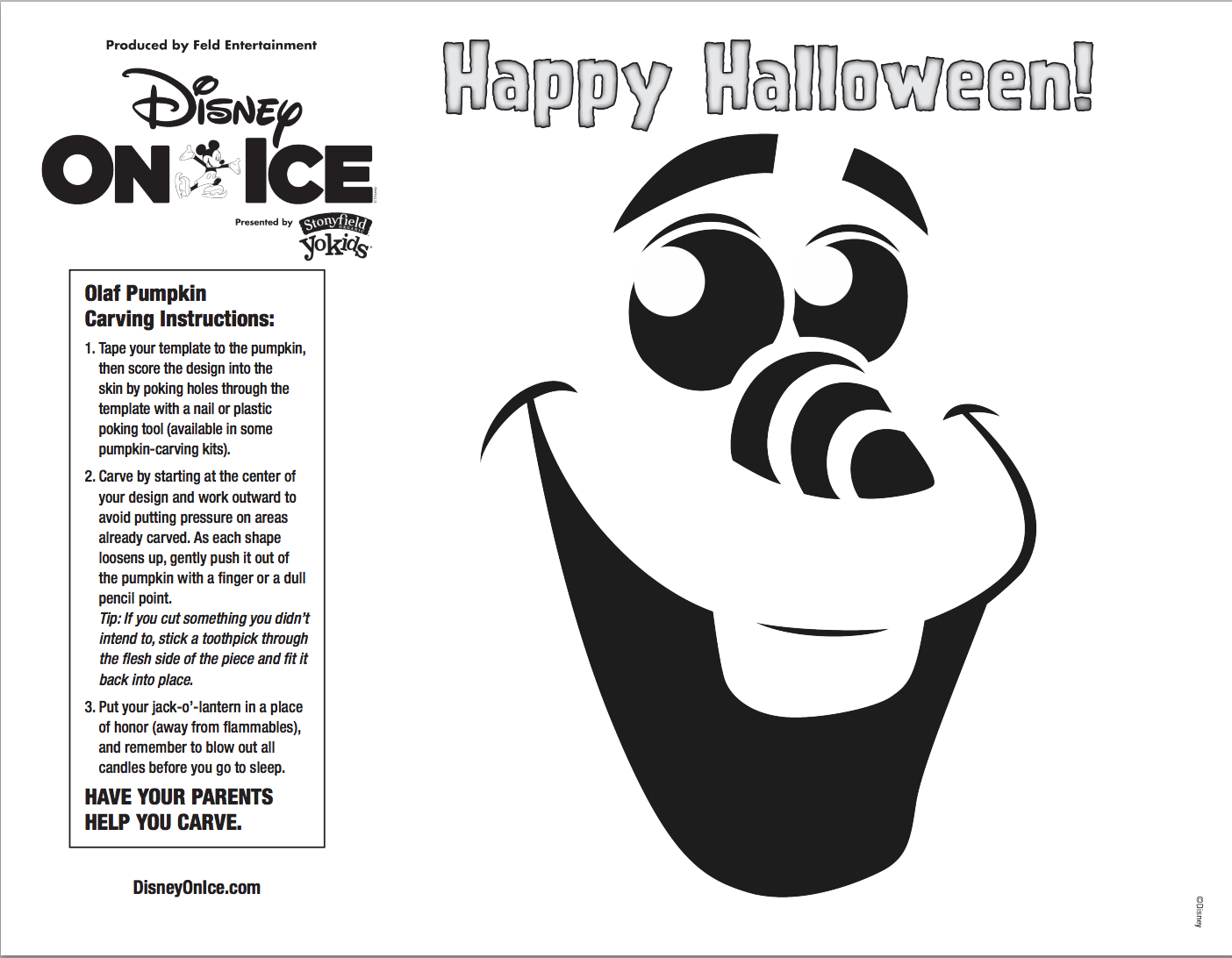 Free Disney Pumpkin Carving Templates - Free Pumpkin Carving Patterns Disney Printable
