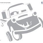 Free Disney Pumpkin Stencils | Popsugar Smart Living   Free Printable Lightning Mcqueen Pumpkin Stencil