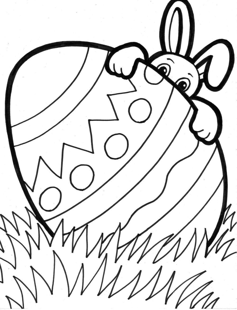 Free Easter Printable Coloring Pages For Kids Games And Wallpaper - Free Easter Color Pages Printable