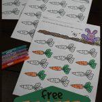 Free Easter Word Families Worksheets – Kindergarten Worksheets And Games   Free Printable Word Family Worksheets For Kindergarten