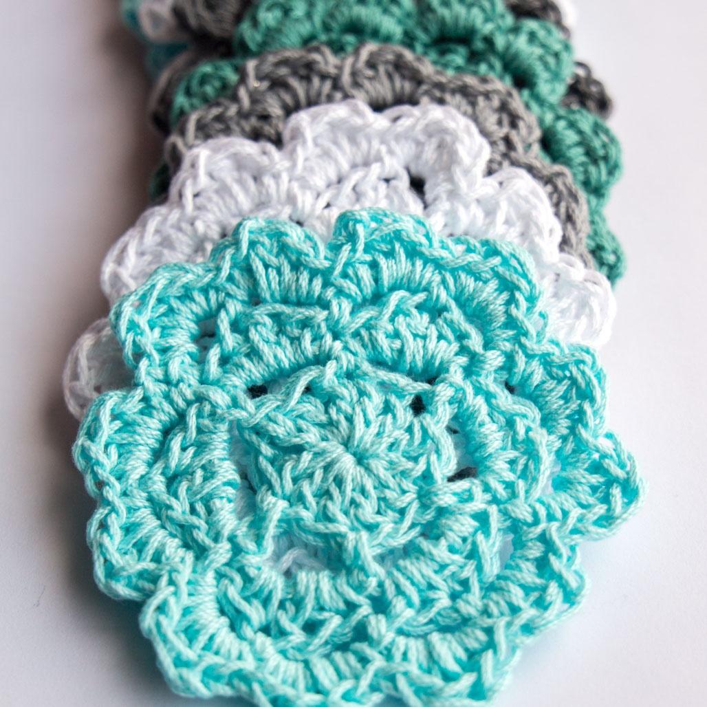 Free Easy Crochet Coaster Pattern For Beginners: How To Crochet A - Free Printable Crochet Patterns