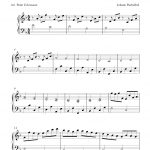 Free Easy Piano Sheet Music Solo. This Is A Simplified And Shortened   Free Piano Sheet Music Online Printable Popular Songs