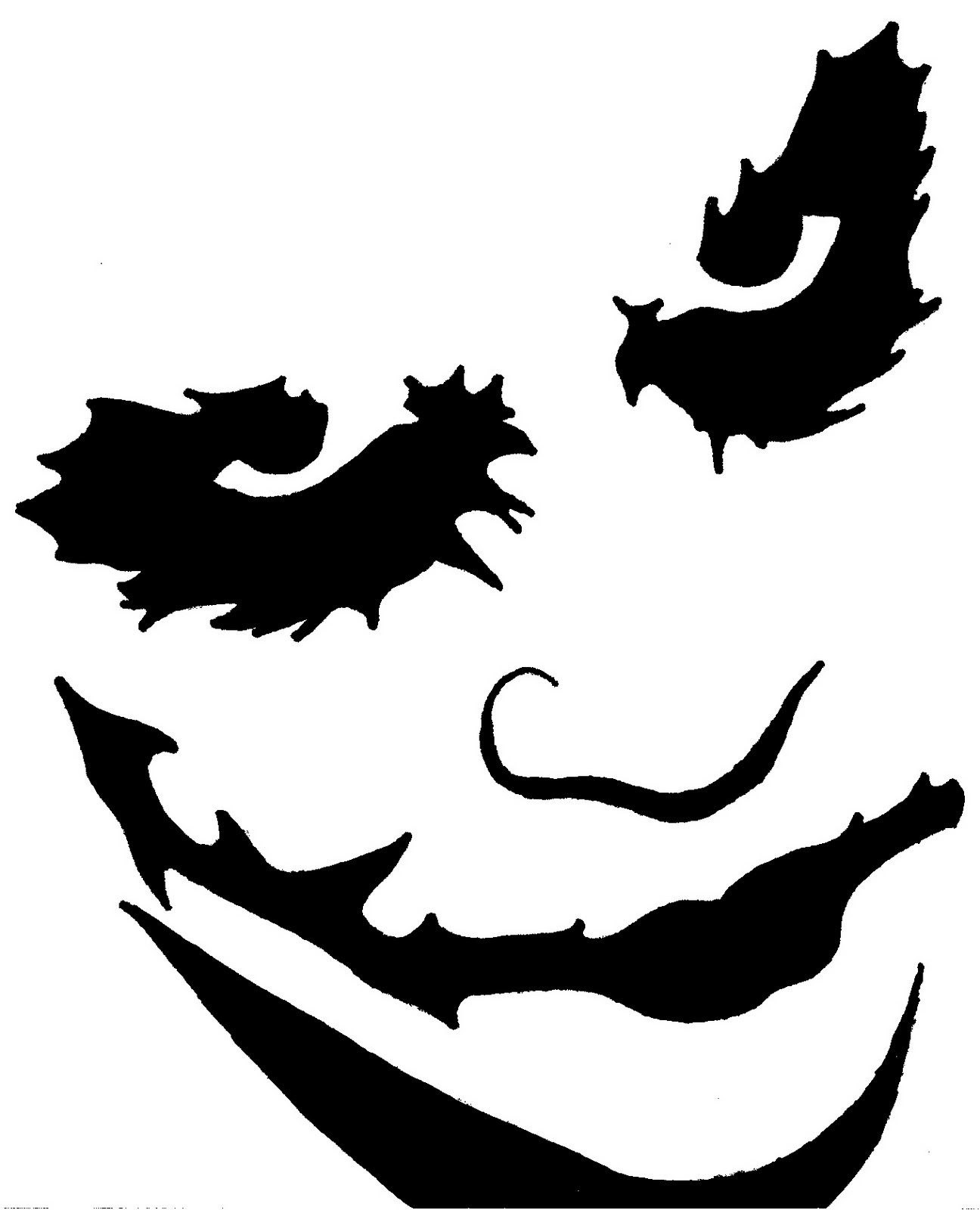 Free Free Batman Pumpkin Stencil, Download Free Clip Art, Free Clip - Pumpkin Cutouts Printable Free