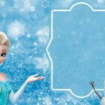 Free Frozen Party Invitation Template Download + Party Ideas And   Free Printable Frozen Birthday Invitations