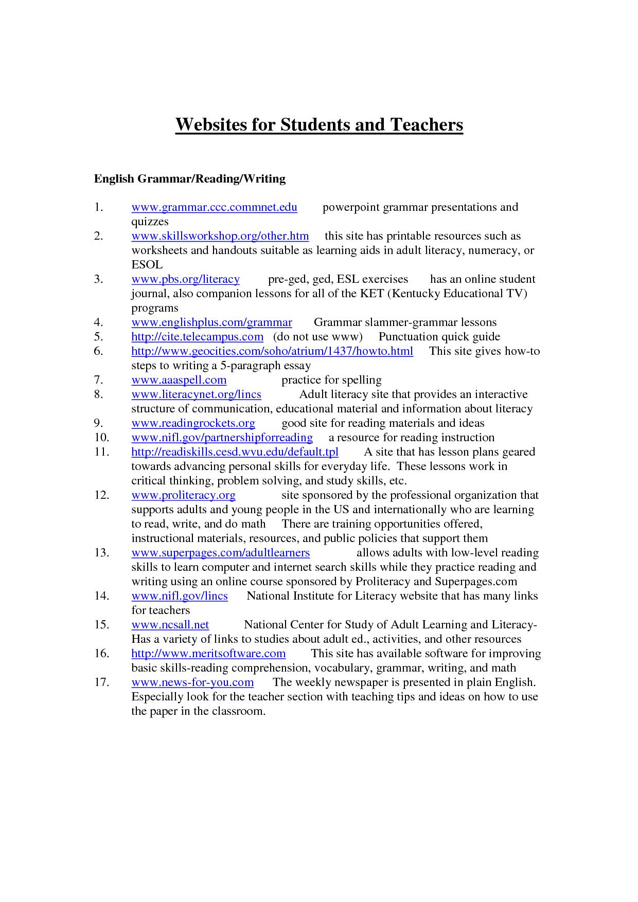 Free Ged Worksheets - Oaklandeffect - Free Printable Ged Worksheets