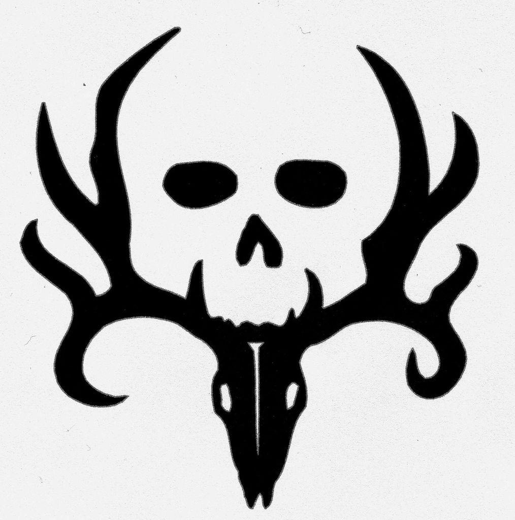 Free Harley Davidson Pumpkin Stencil, Download Free Clip Art, Free - Free Printable Deer Pumpkin Stencils