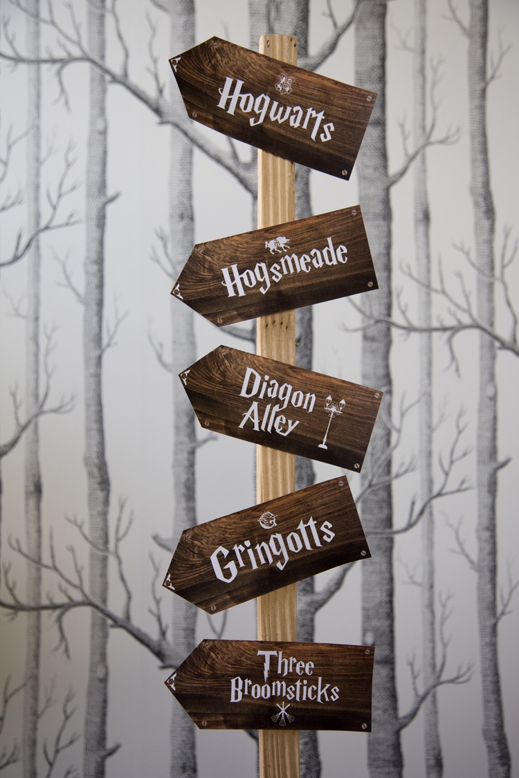 Free Harry Potter Party Printables | Harry Potter Party | Party - Free Harry Potter Printable Signs