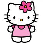 Free Hello Kitty Wall Stencils, Download Free Clip Art, Free Clip   Free Printable Hello Kitty Pictures