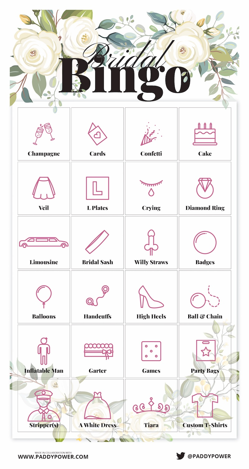 Free Hen Party Games To Print Off And Play Now | Wedding Ideas Mag - Free Printable Tea Party Games