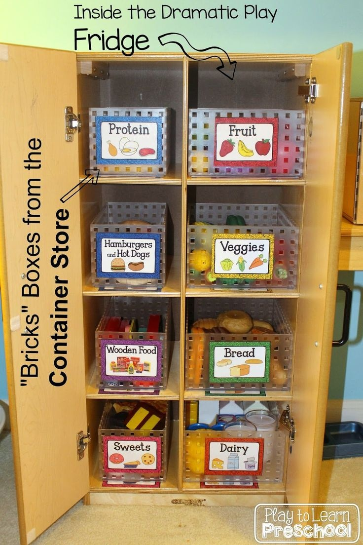 Free Kitchen Labels   Kids Learning Activities And Crafts   Dramatic - Free Printable Play Food Labels