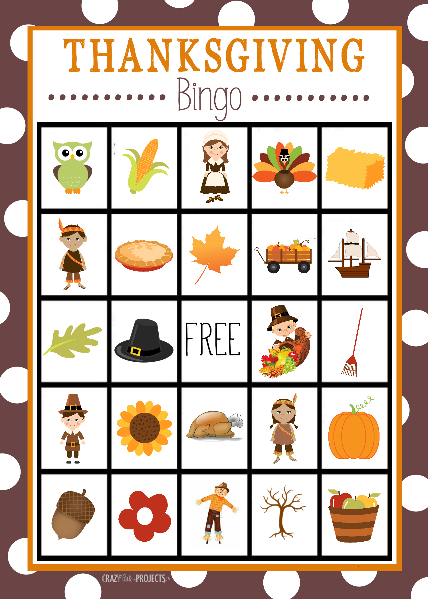 Free Large Printable Thanksgiving Clip Art – Happy Easter - Free Printable Thanksgiving Graphics