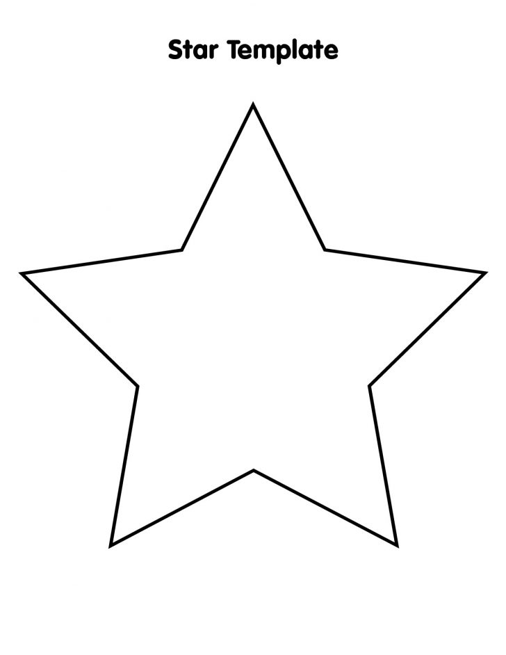 Star Of David Template Free Printable