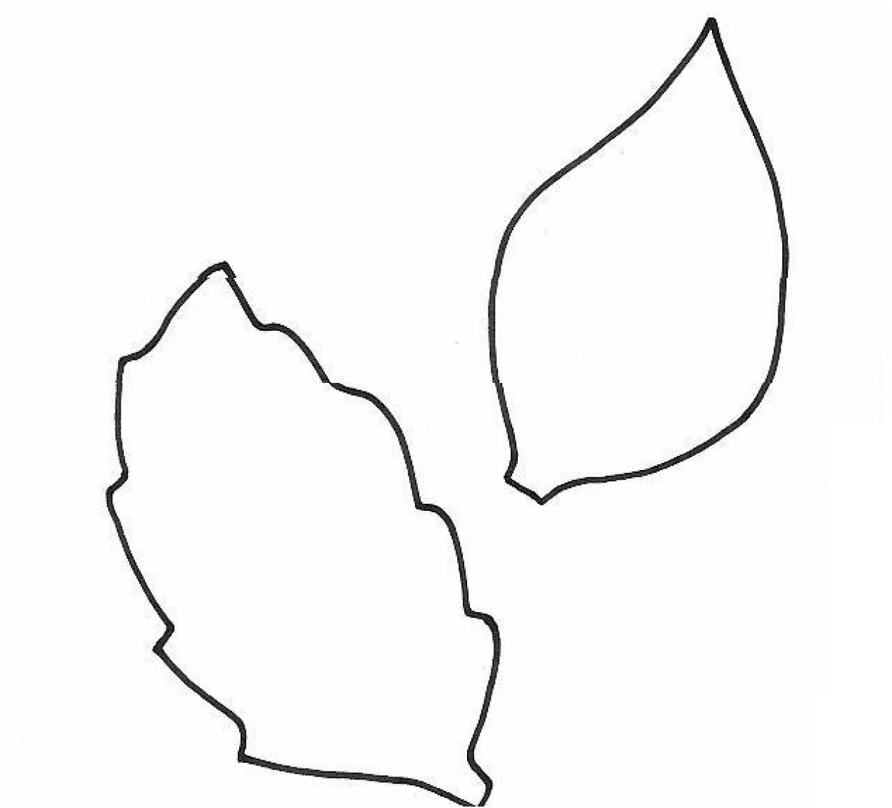 Free Leaf Pattern Cliparts, Download Free Clip Art, Free Clip Art On - Free Printable Leaves