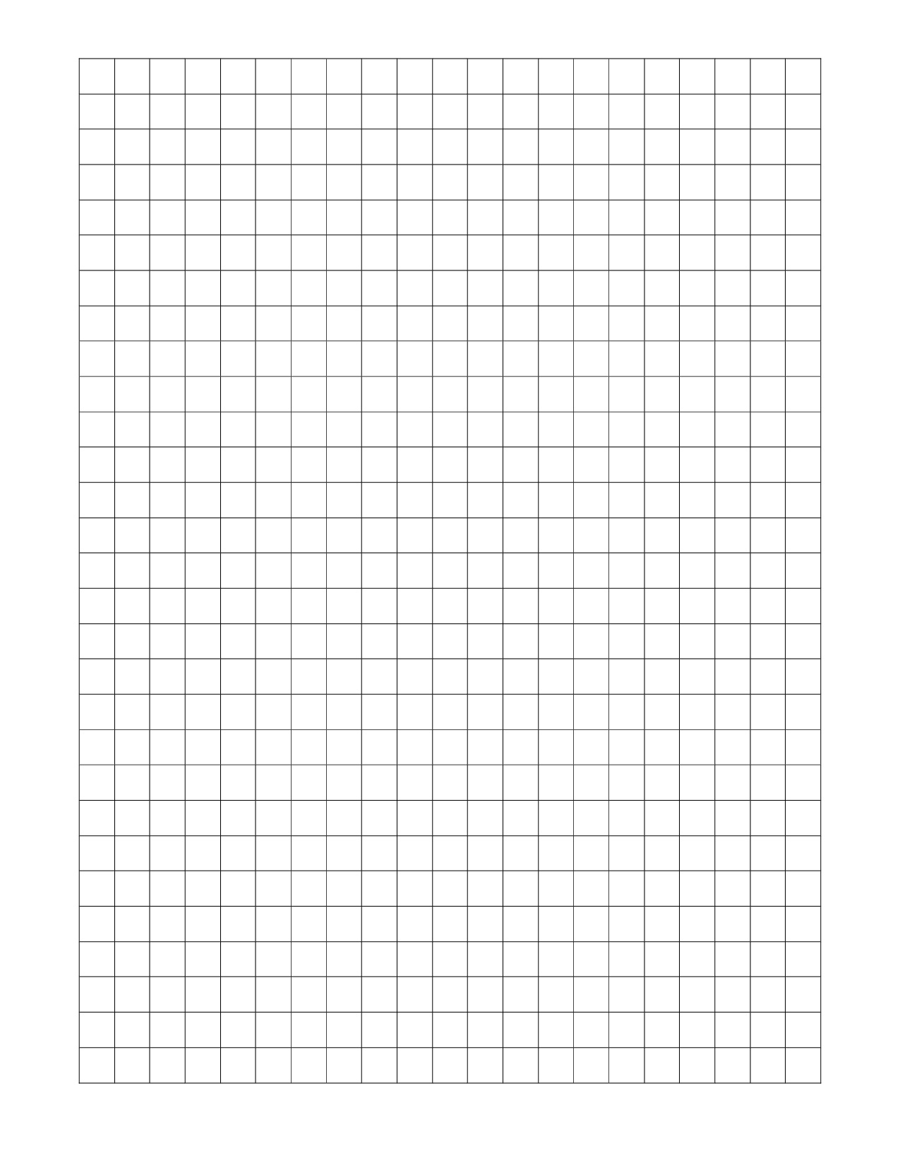 Free Maths Graph Paper – Brainypdm - Free Printable Graph Paper With Numbers