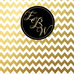 Free Monogram Binder Cover   Free Printable Monogram Binder Covers