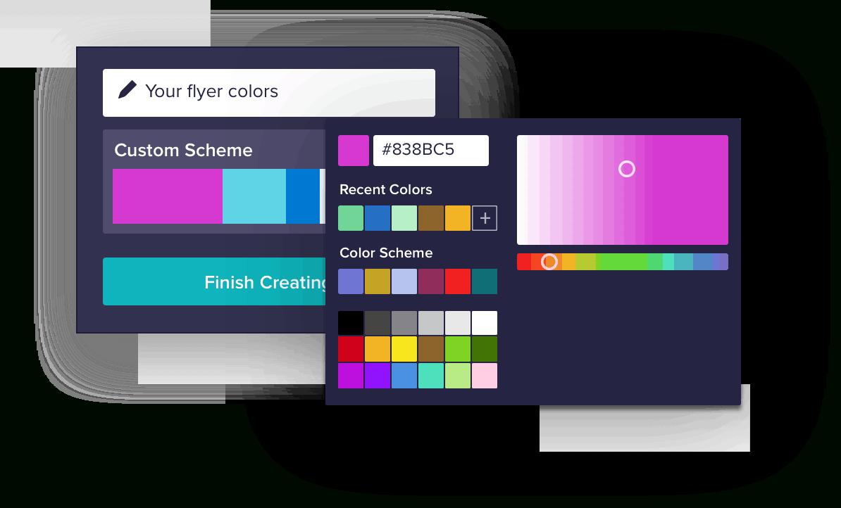 Free Online Flyer Maker | Piktochart - Create Flyers Online Free Printable