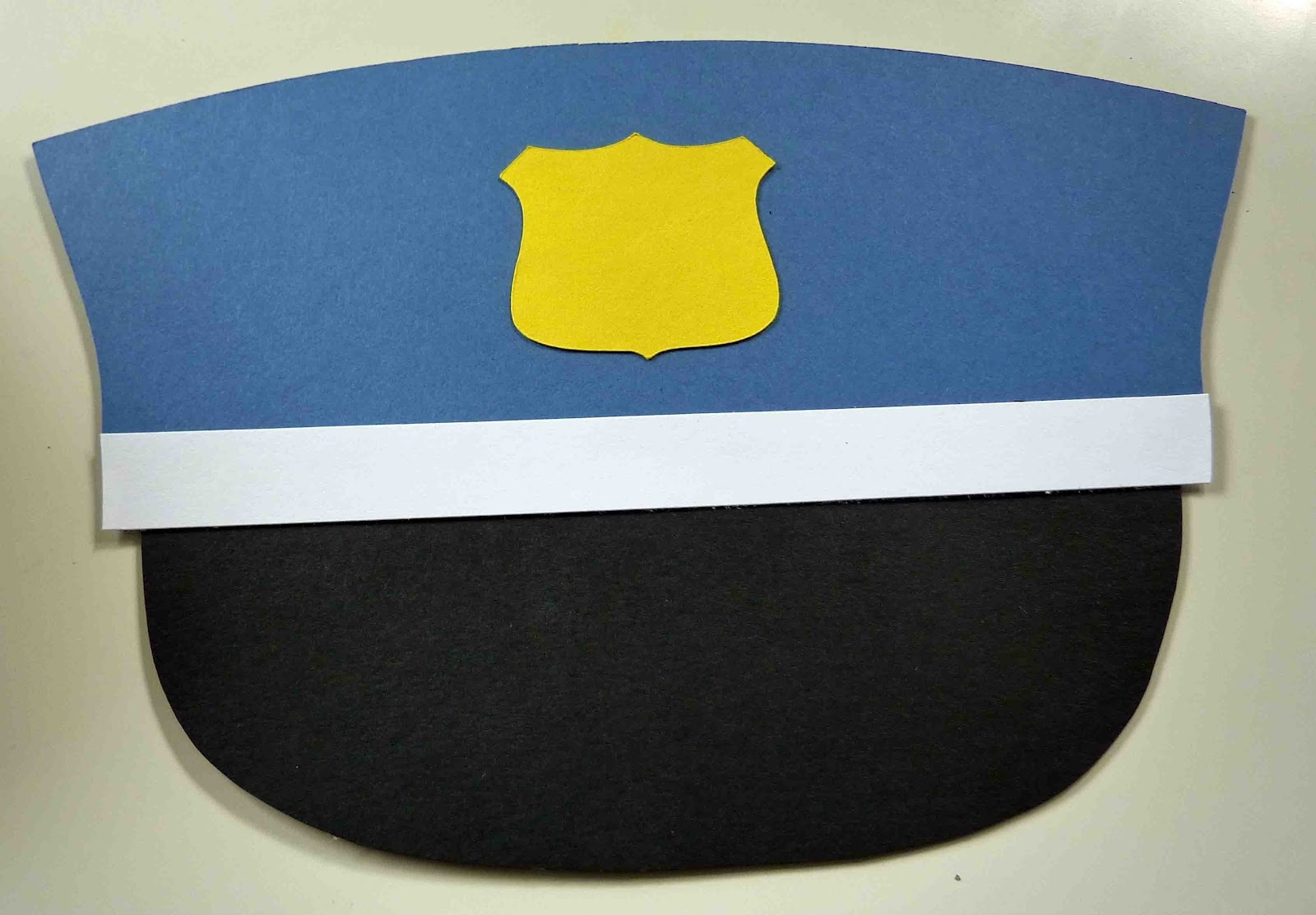 Free Pictures Of Police Hats, Download Free Clip Art, Free Clip Art - Free Printable Police Hat