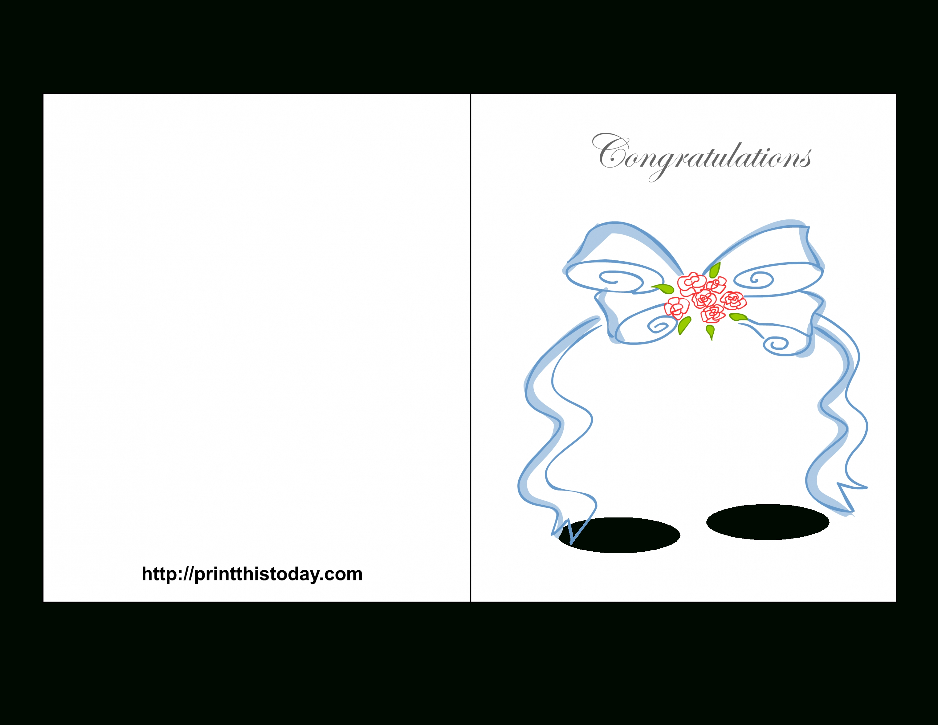 Free Png Wedding Congratulations & Free Wedding Congratulations - Free Printable Wedding Congratulations Greeting Cards