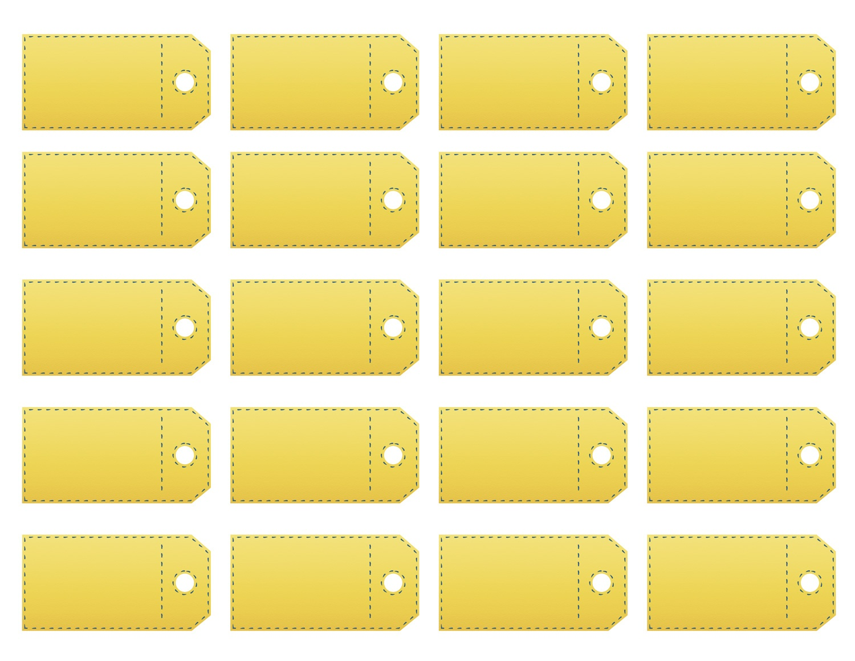 Free Price Tags, Download Free Clip Art, Free Clip Art On Clipart - Free Printable Price Labels