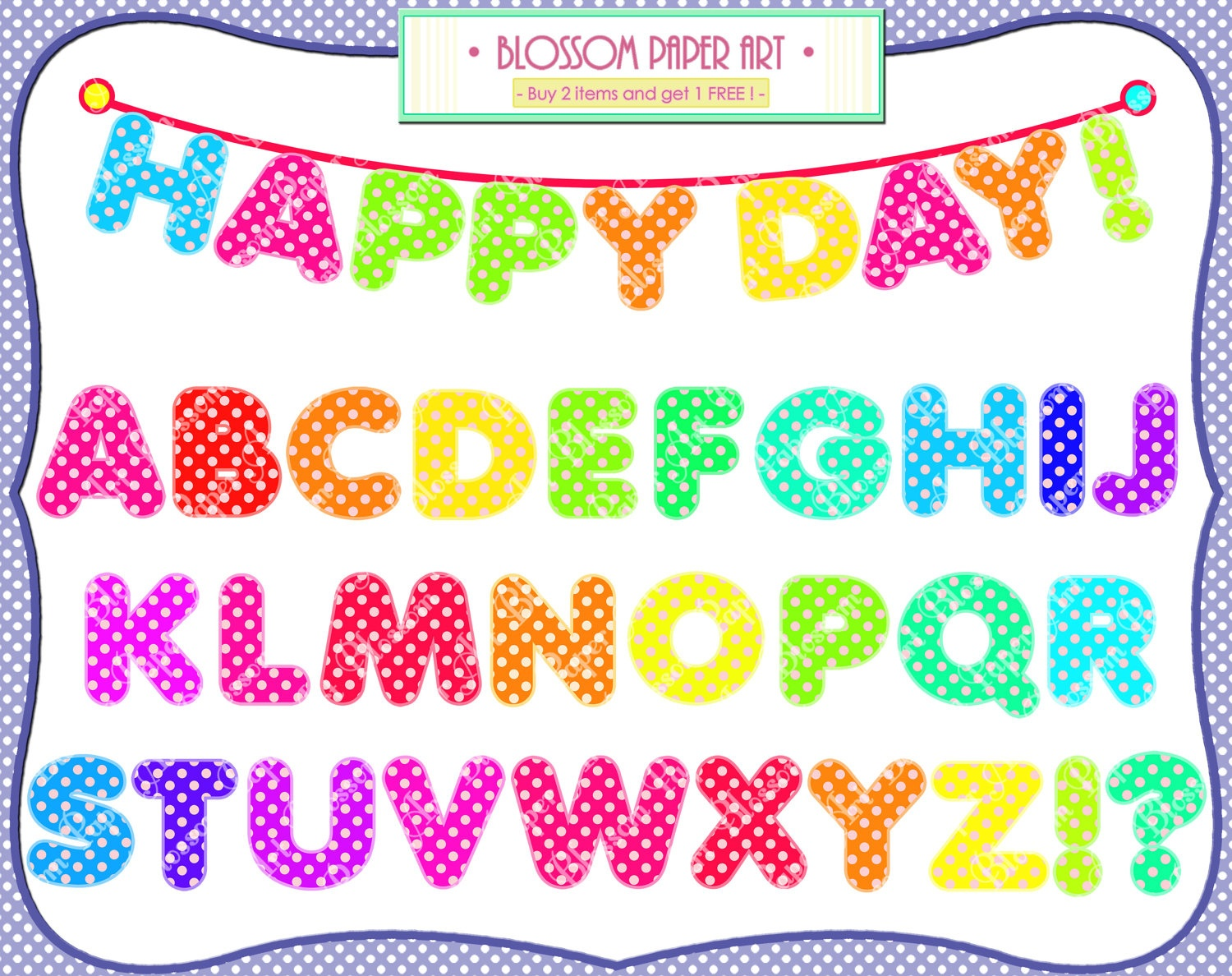 Free Printable Alphabet Cliparts, Download Free Clip Art, Free Clip - Free Printable Letters