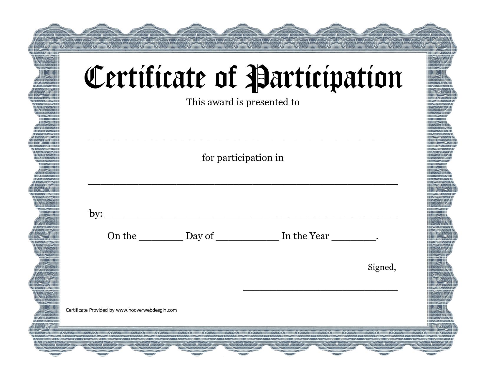 Free Printable Award Certificate Template - Bing Images | 2016 Art - Sports Certificate Templates Free Printable