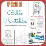 Free Printable Bible Games (87+ Images In Collection) Page 2   Free Printable Bible Games For Kids