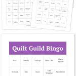 Free Printable Bingo Cards | Bingo Quilt Games | Free Bingo Cards   Free Printable Self Esteem Bingo