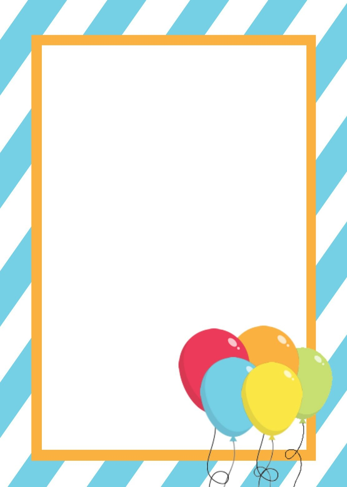 Free Printable Birthday Invitation Templates | Birthday Ideas And - Free Printable Blank Birthday Coupons