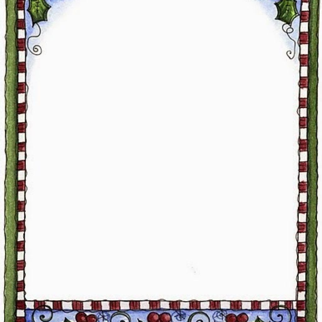 Free Printable Borders And Frames Volleyball Clipart   House Clipart - Free Printable Clip Art Borders