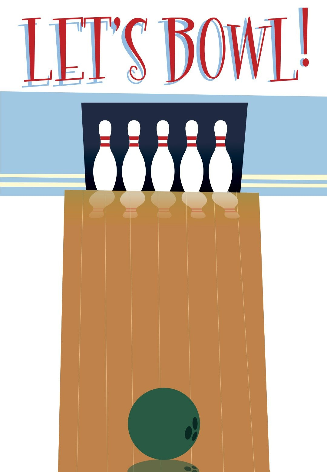 Free Printable Bowling Party Invitation. Super Cute For Tournaments - Free Printable Bowling Invitation Templates