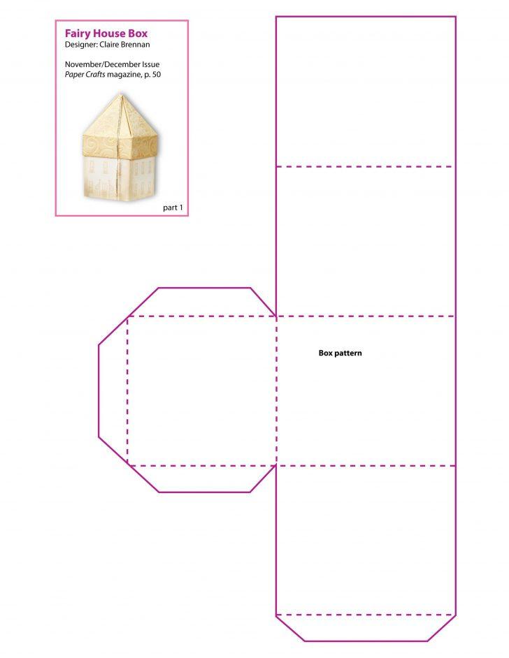 Box Templates Free Printable