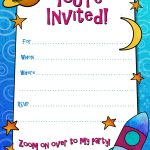 Free Printable Boys Birthday Party Invitations | Purses | Birthday   Free Printable Birthday Invitation Cards