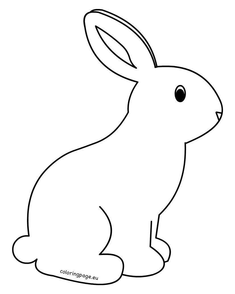 Free Printable Bunny Patterns - Wow - Image Results | Sewing - Free Printable Bunny Templates
