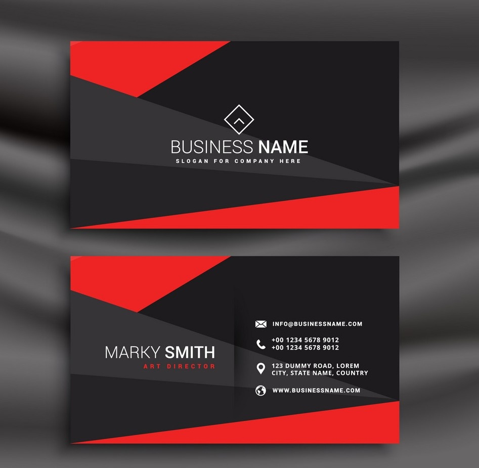 Free Printable Business Card Template - Set Your Plan & Tasks With - Free Printable Business Cards