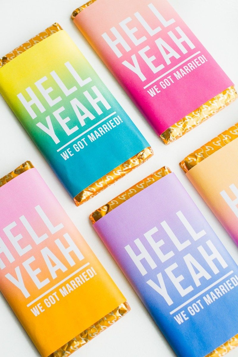 Free Printable Chocolate Bar Wrappers For Your Favours | Wedding - Free Printable Candy Bar Wrappers For Bridal Shower