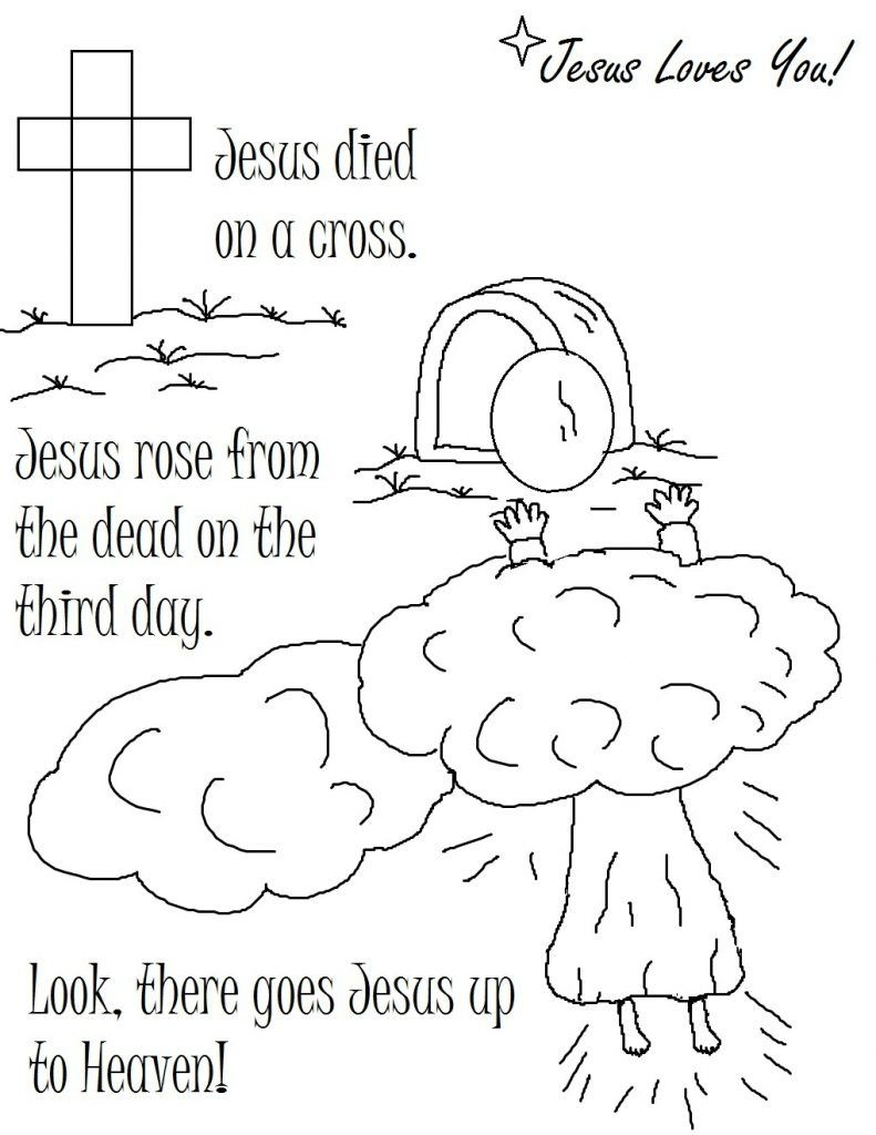 Free Printable Christian Coloring Pages For Kids | Coloring Pages - Free Printable Sunday School Coloring Sheets
