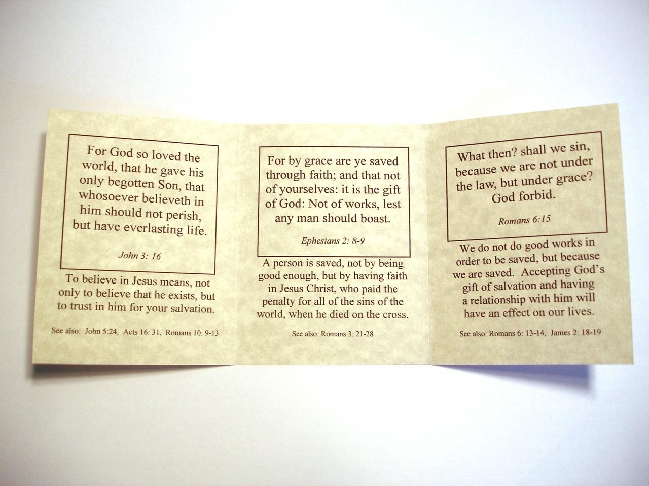 Free Printable Christmas Gospel Tracts – Festival Collections - Free Printable Tracts For Evangelism
