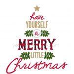Free Printable | Christmas Master Bed | Free Christmas Printables - Free Printable Christmas Iron On Transfers