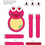 Free Printable Crafts For Girls | Isabel Morena Crafts | Crafts For   Free Printable Craft Activities