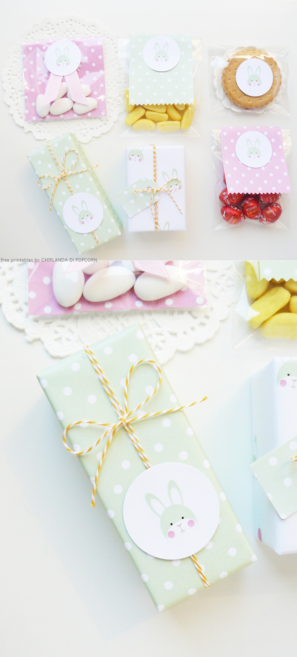 Free Printable Easter Wrapping Paper | Designedghirlanda Di - Free Printable Easter Wrapping Paper