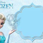 Free Printable Frozen Anna And Elsa Invitation Templates | Free   Free Printable Frozen Birthday Invitations